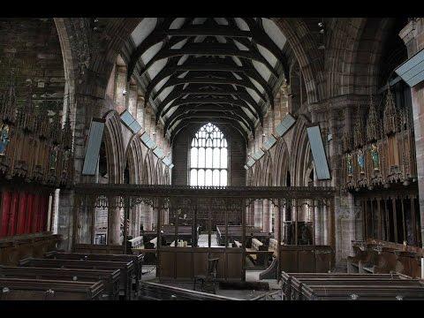 St John the Evangelist Church - Urbex
