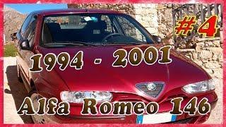 Alfa Romeo 146 (1994 - 2001) - Описание.