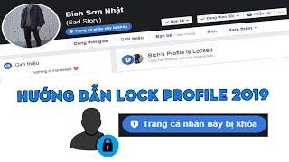 Profile locked facebook
