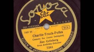 Åke Grönberg - Charlie-Truck-Polka