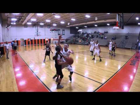 20160409 Starz vs Rocky Top Shock @ Pigeon Forge TN Middle School