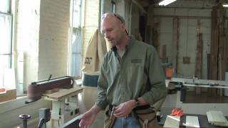 Milling Four Square - Edge Jointing