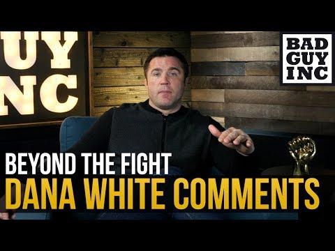 Dana White comments on Colby Covington, Joe Lauzon and Chris Weidman.