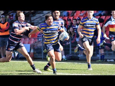 Sean Hasegawa || Club Rugby Highlights 2017