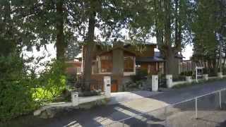 West Vancouver beautiful home with water views 2906 Park Lane