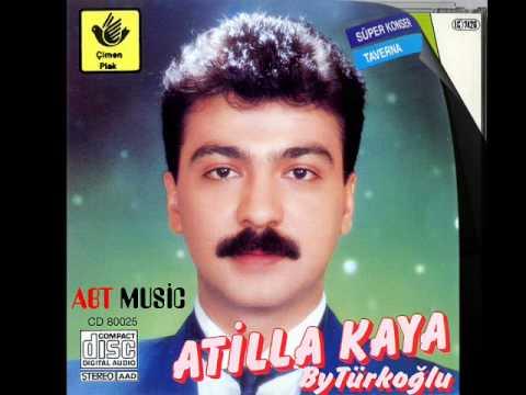 Atilla Kaya  İmkansız 1988 CD Rip Türkoğlu  ABT music