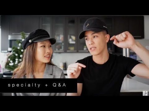 What's our SPECIALTY?!! + Q&A