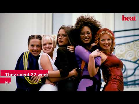These are the Spice Girls' 9 best-selling singles