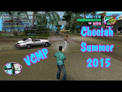 Cheetah Summer 2015 GTA Vice City VC MP (0.4)