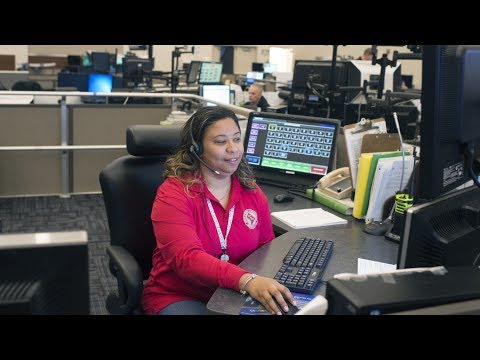 Police, Fire, and Ambulance Dispatchers : Occupational