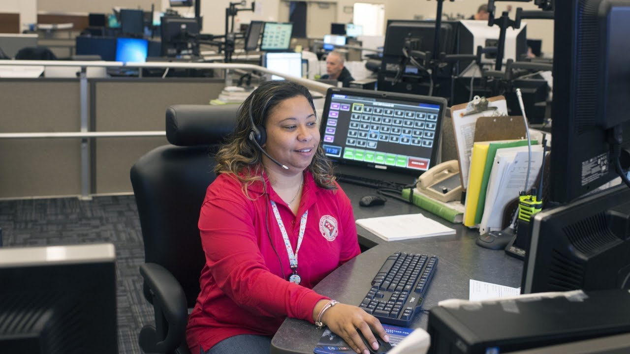 Police, Fire, and Ambulance Dispatchers Career Video
