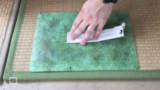 How to make a Tankendo Tanshinai