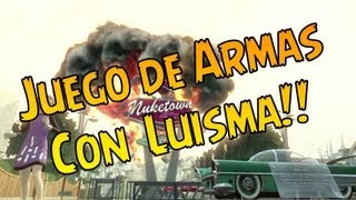 IN YOUR FACE!! | Live Black Ops 2 con Luisma!!