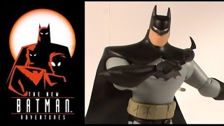 Batman Animated Review: Batman - New Adventures