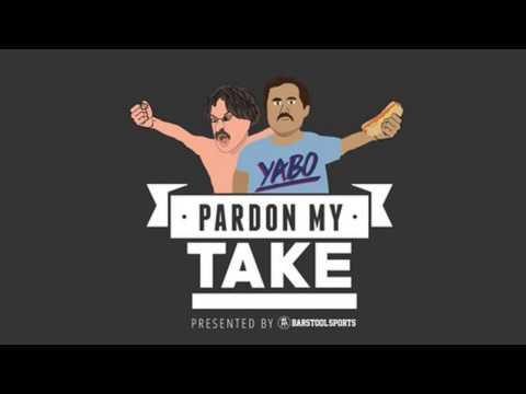 Pardon My Take - Scott Van Pelt Breaking Down The Masters
