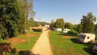 Eindrücke vom Campingpark TREVIRIS, Trier