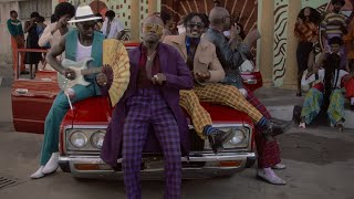 Sauti Sol - Suzanna [Official Video]