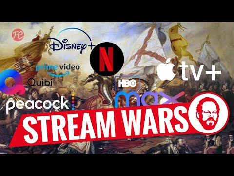 Stream Wars: Kampf Ums Couch-Kino | ELMARS HOLLYWOOD