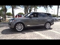 2016 Land Rover Range Rover Miami, Aventura, Fort Lauderdale, Broward, Miami Beach, FL NGA316949