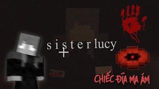Minecraft KINH DỊ #2: Chiếc Đĩa SISTER LUCY Và Đằng Sau Câu Chuyện Đáng Sợ😦📀