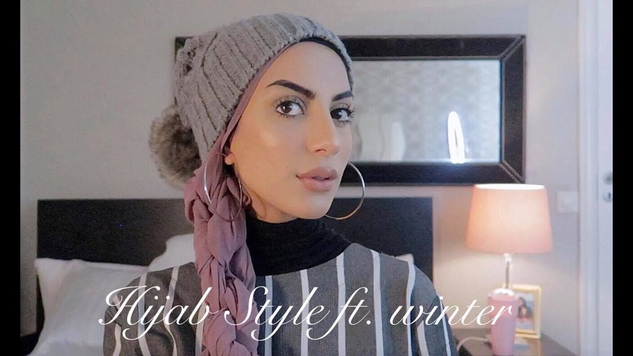 Hijab Tutorial  | Get Ready For Winter 2018/2019 7