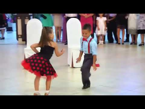 Best Kids Dance Ever mixed with awesome Indonesian song  HD 720
