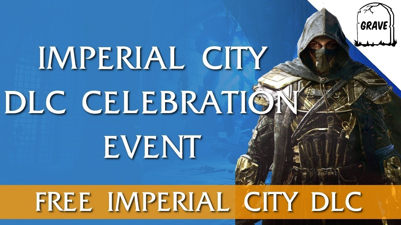 The Elder Scrolls Online Imperial City Event | Free Imperial City DLC