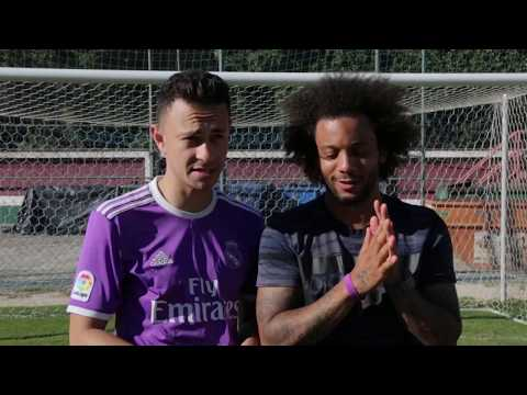 Desafio do Gol Impossível com Marcelo Twelve e Fred Desimpedidos