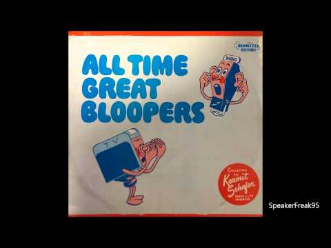 All Time Great Bloopers (On Vinyl) - Part Two of Two.
