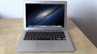 Apple MacBook Air 13-Zoll Mid 2013 im Test