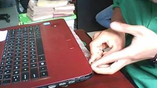 Cara Upgrade RAM laptop HP 14-ac016TU