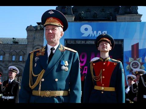 Valery Khalilov Russian Army Victory Day Concert Концерт В. Халилов