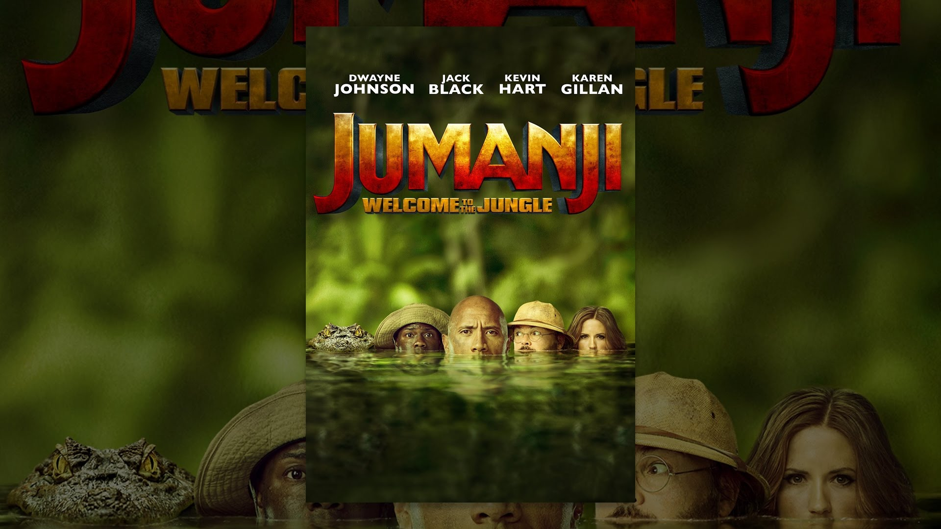 Jumanji, Jewell among this weeks new movies
