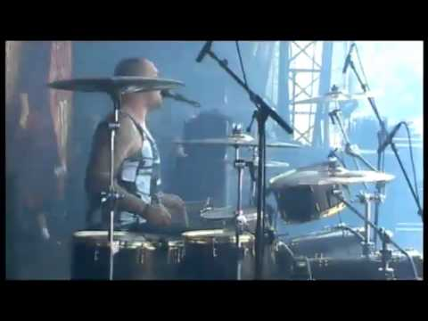 Atreyu  @ Graspop 2010  The Crimson