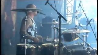 Atreyu Live @ Graspop 2010 - The Crimson