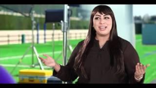 ميسي لـ منى الشرقاوي: إنتِ رخمة قوي