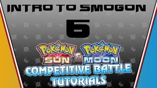 SMOGON FOR BEGINNERS Pokemon Sun and Moon Battle Tutorial