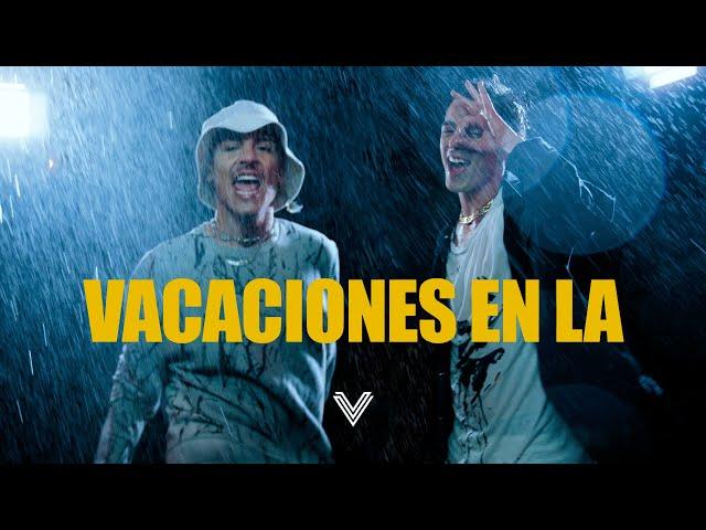 VetaVeta - Vacaciones en LA (Video Oficial)