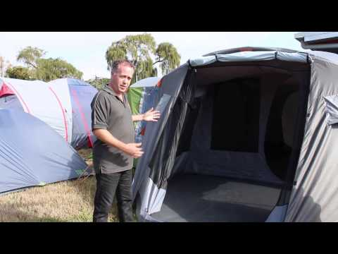 Kiwi Camping Takahe Range Overview
