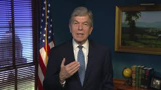 Senator roy blunt gets ready to read for the record with jumpstart