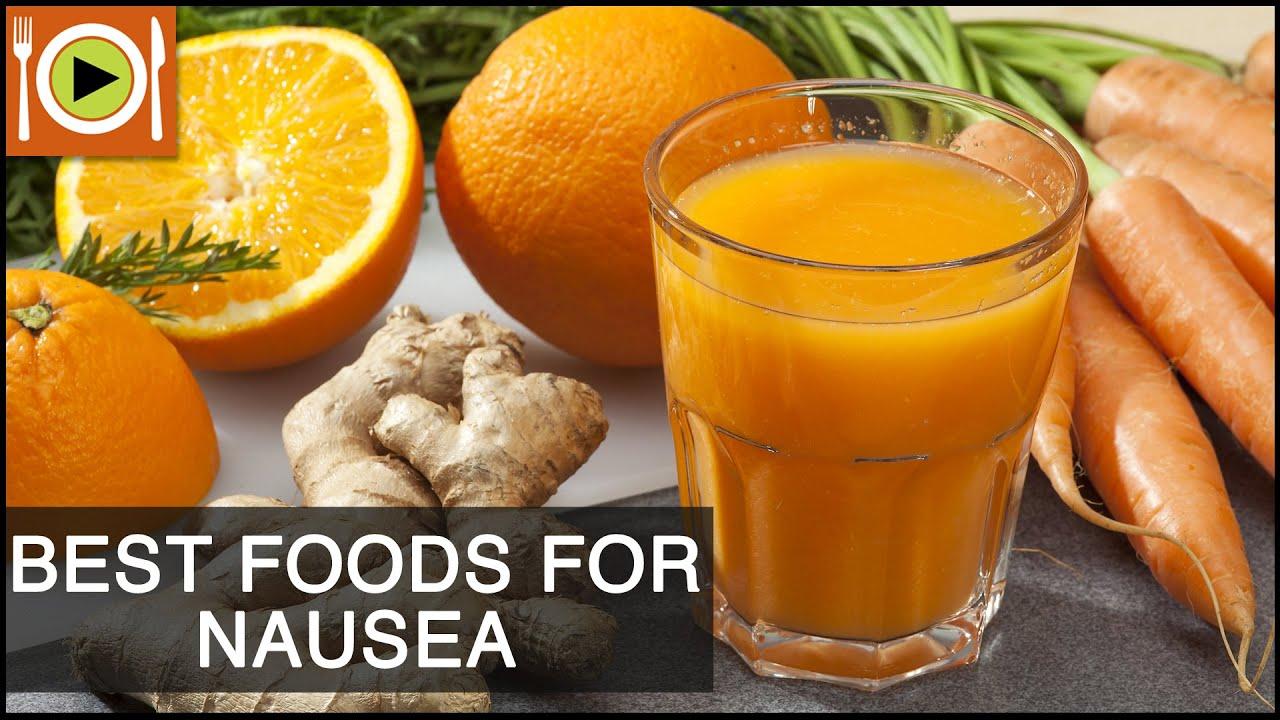 Best Foods For Pregnancy Nausea