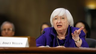 Nov.24 -- president-elect joe biden plans to nominate former federal reserve chair janet yellen serve as his treasury secretary. she would be the first wo...