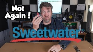 I Hate Sweetwater!! - Fender Deluxe Nashville Telecaster Unboxing