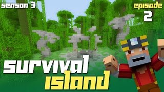 Minecraft Xbox One: Survival Island - Season 3! (Ep.2 - Near Death Experience!)