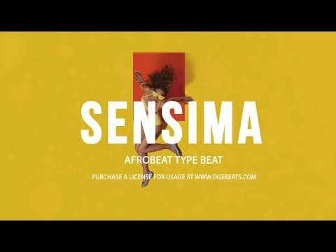 """Free Afrobeat Instrumental 2020 """"Sensima"""" Afro pop Type Beat"""