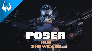 Payday 2 - Poser - Mod Showcase