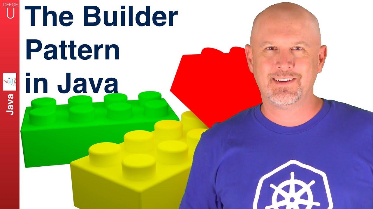 java builder pattern tutorial