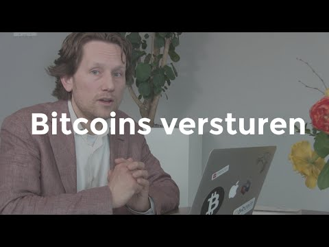 Hoe Kan Je Bitcoins Betalen Aan Een Bitcoinadres? E013