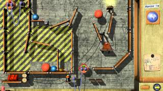 Crazy Machines 1 Mission Pack 2: Playthrough / Solutions all Levels 1-101 HD