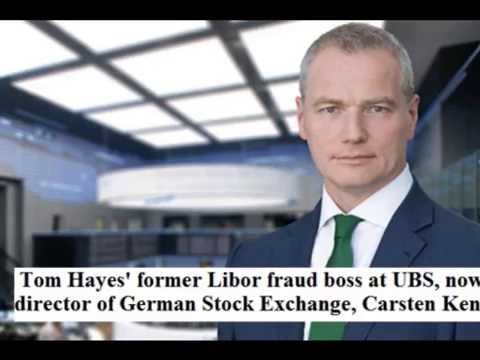THEY KNEW! 'Shredded' author Ian Fraser & I pledge to name crooked Libor fraud bank directors & CEOs